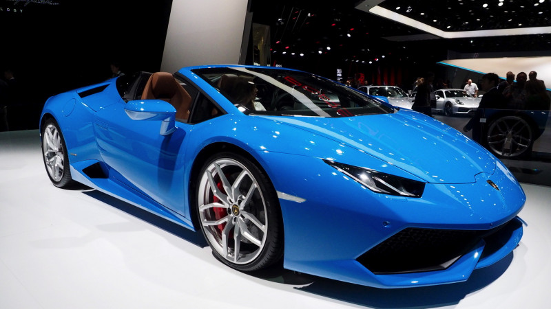 Lamborghini India gets ready to launch the Huracan Spyder