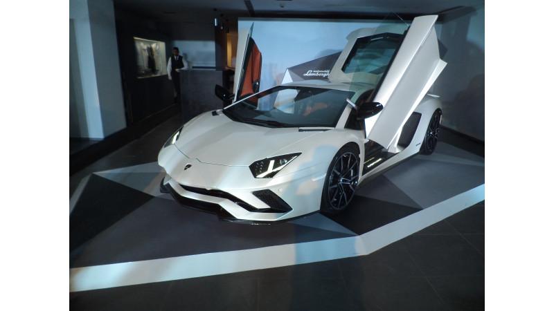 Lamborghini Aventador S - All you need to know