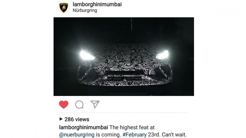 Exclusive: Lamborghini Huracan Performante might break cover before Geneva