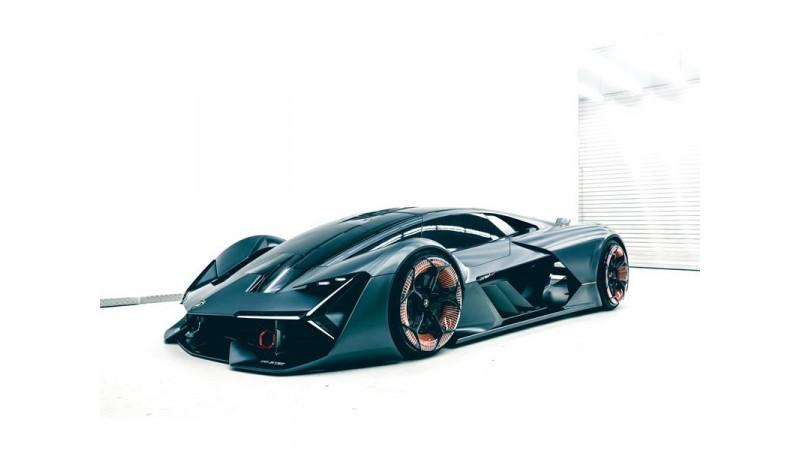 Lamborghini reveals the Terzo Millennio Concept