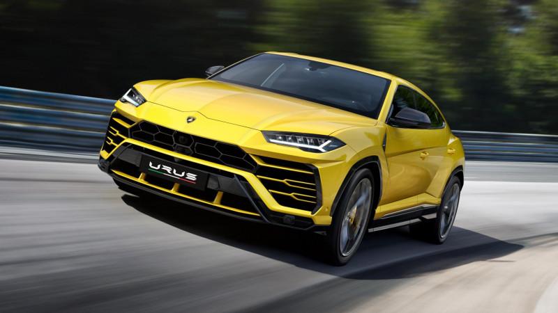 India Bound Lamborghini Urus Super Suv Revealed Cartrade
