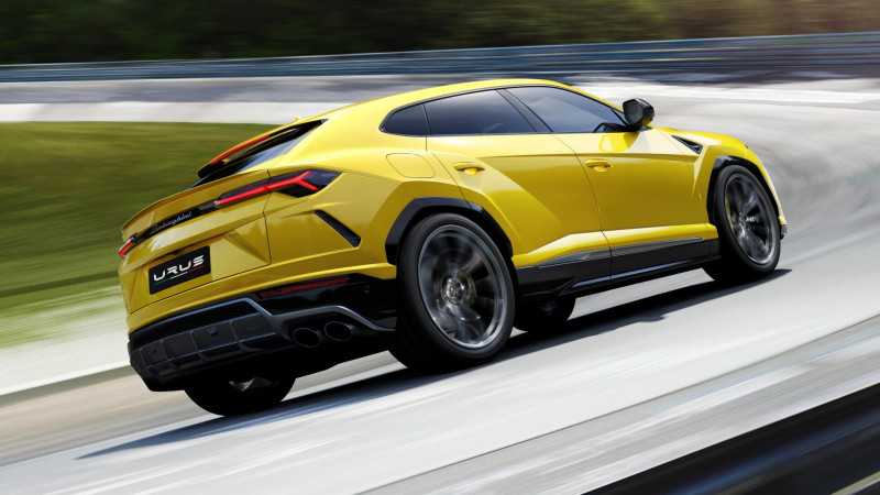 Lamborghini Urus Indian launch date revealed