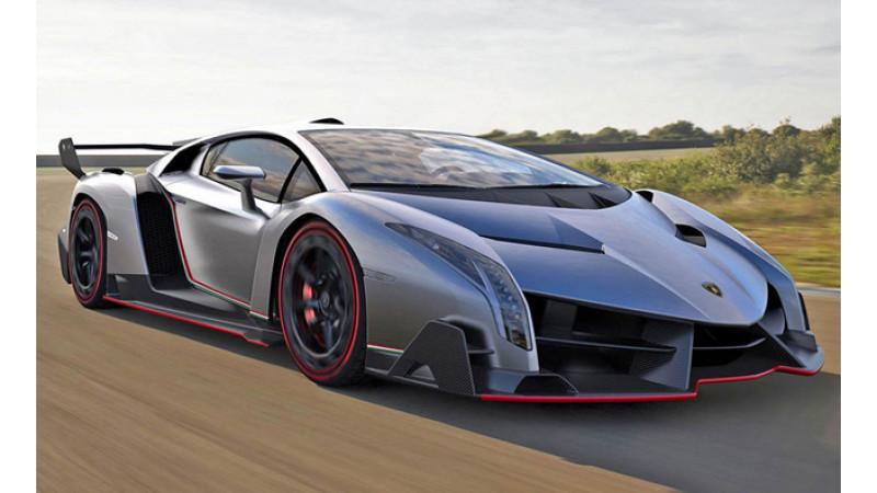 Breathtaking new model launches at the 2013 Geneva Auto Show