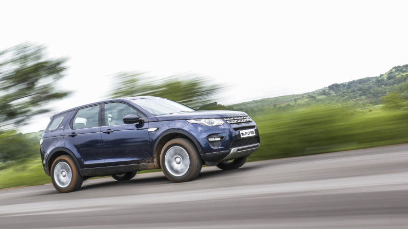 Jaguar Land Rover sales up by 49 per cent in 2017