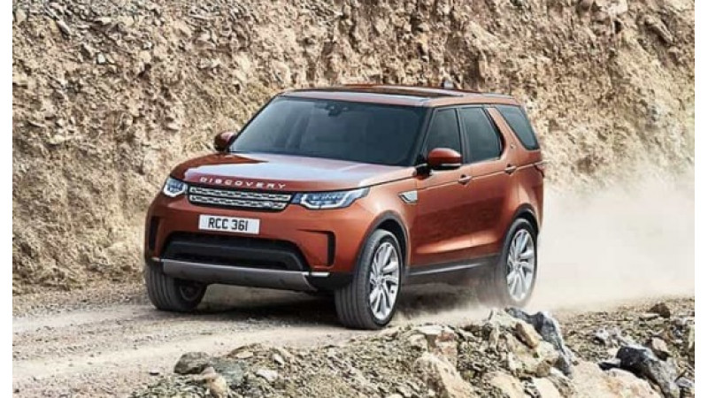 Land Rover launches new Discovery in India at Rs 68.05 lakhs