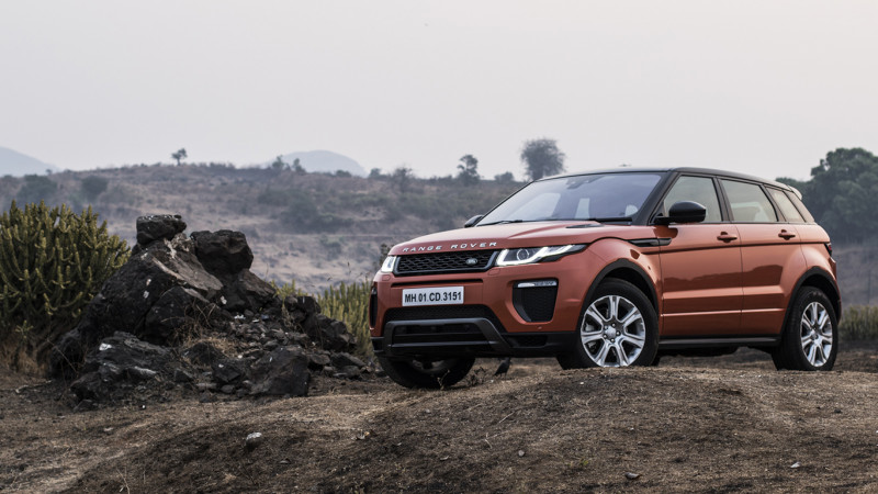 Land Rover launches Range Rover Evoque petrol at Rs 53.2 lakh in India