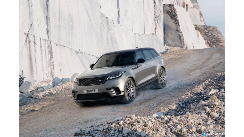 Land Rover Velar images revealed ahead of its official debut