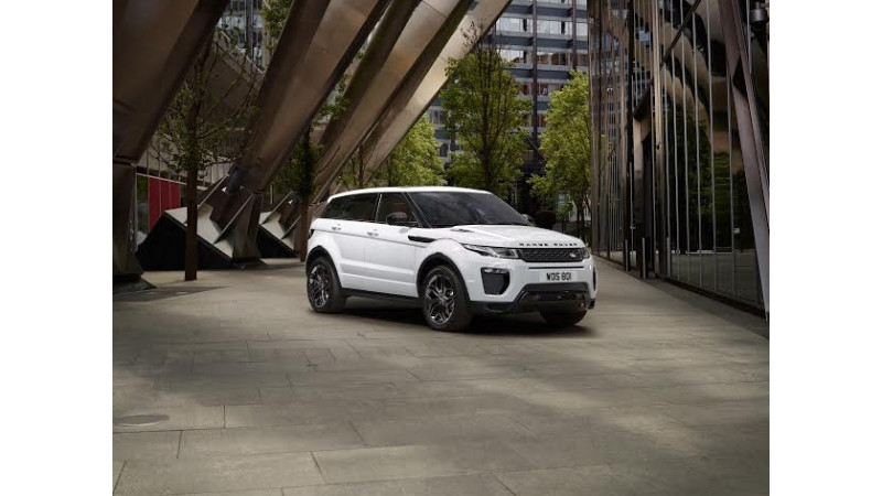 2017 Range Rover Evoque introduced at Rs 49.10 lakh