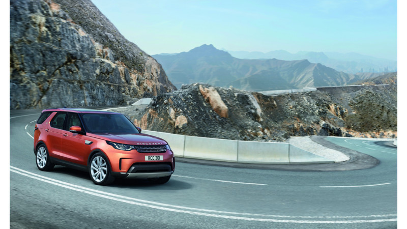 Land Rover Discovery - variants detailed