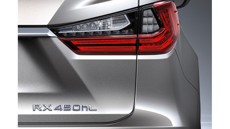 Lexus teases the three-row RX for Los Angeles Auto Show debut