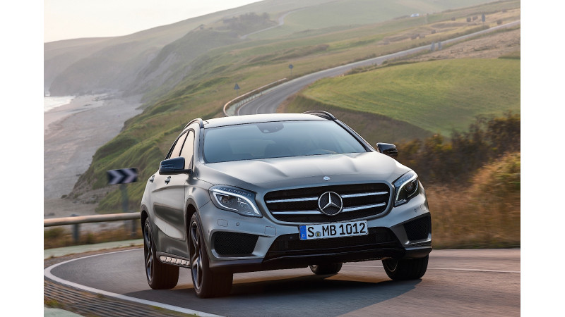 Exclusive: Mercedes-Benz to launch GLA220d this year