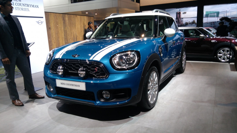 2018 Mini Countryman due for launch on 3 May