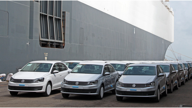 India-made Volkswagen Vento launched as Polo in South American market