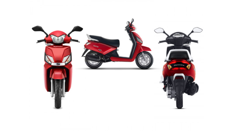 Mahindra Centuro and Gusto offered with benefits of Rs 5,000 and Rs 2,500 respectively
