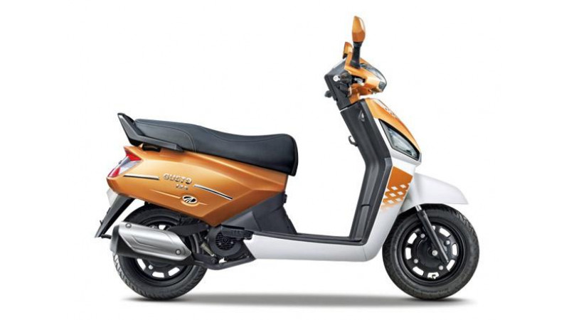 Mahindra Gusto 125 unveiled, launch likely early next month