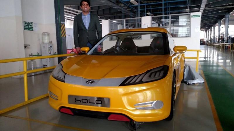 Mahindra Halo could make production