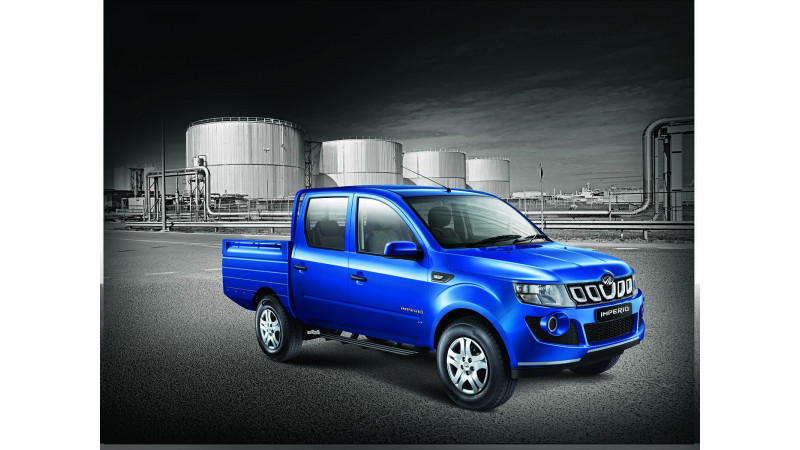Mahindra Imperio launched for Rs 6.25 lakhs (ex-showroom, Thane)