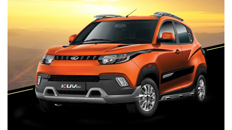 Mahindra KUV100 Explorer kit now available for purchase
