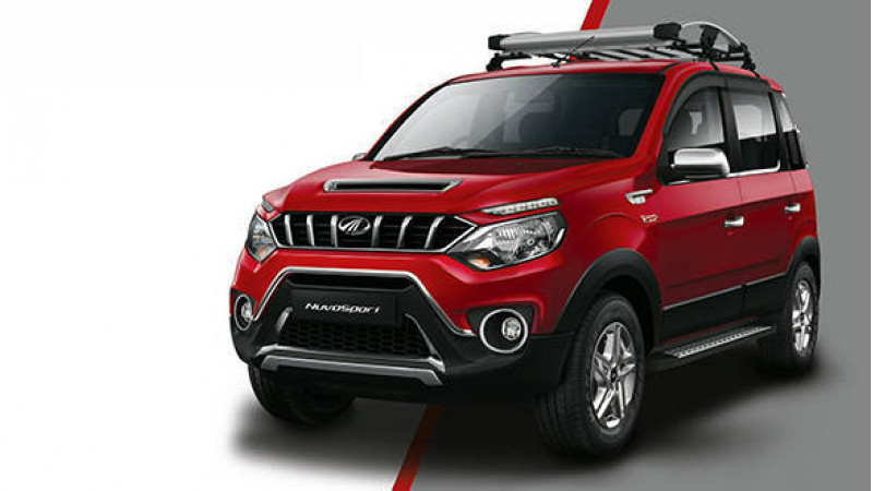 Mahindra offers accessories to spruce up the NuvoSport
