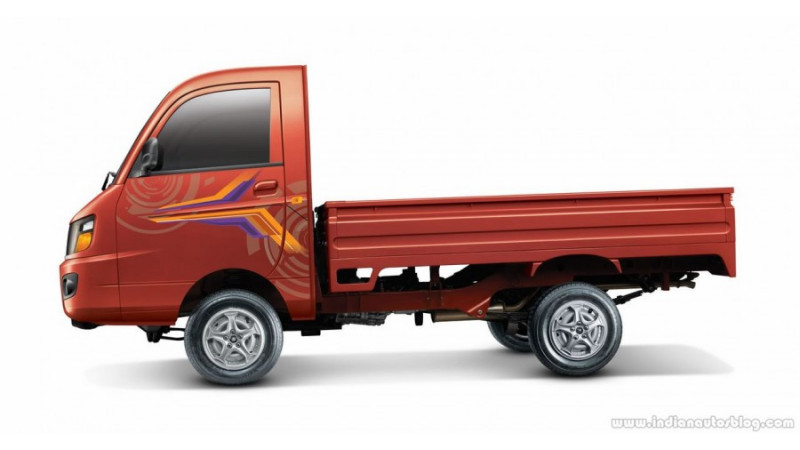 Mahindra Supro Maxitruck and Supro Van launched in India