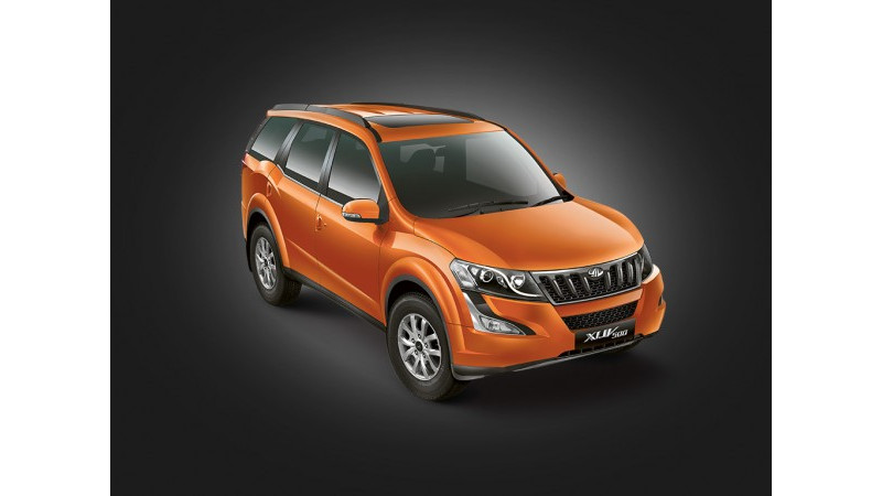 Mahindra XUV500 W6 automatic launched at Rs 14.29 lakh