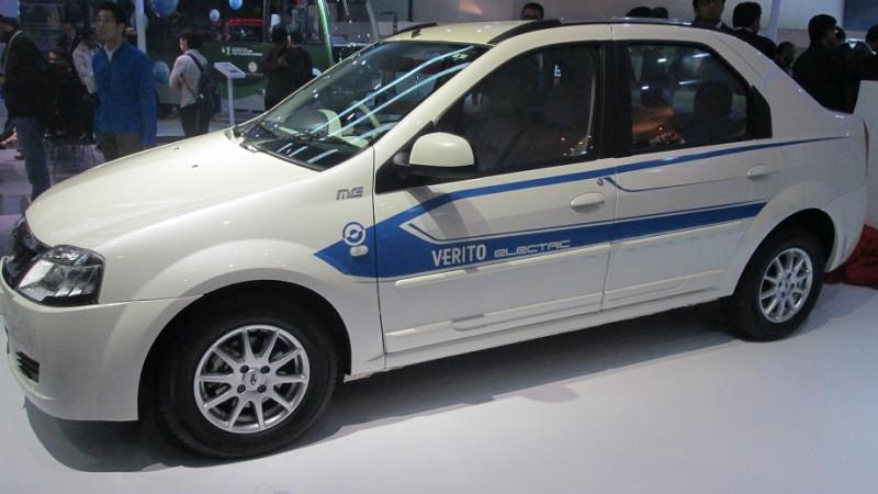 Mahindra to launch the e-Verito on June 2
