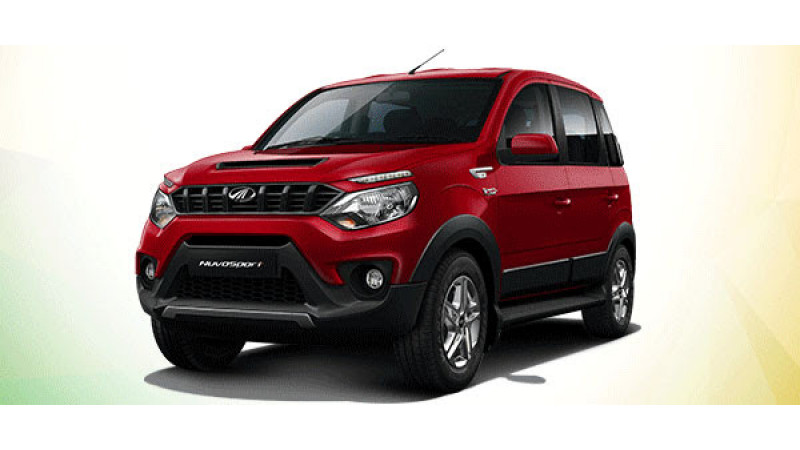 Mahindra Nuvosport offered with benefits up to Rs 57,000