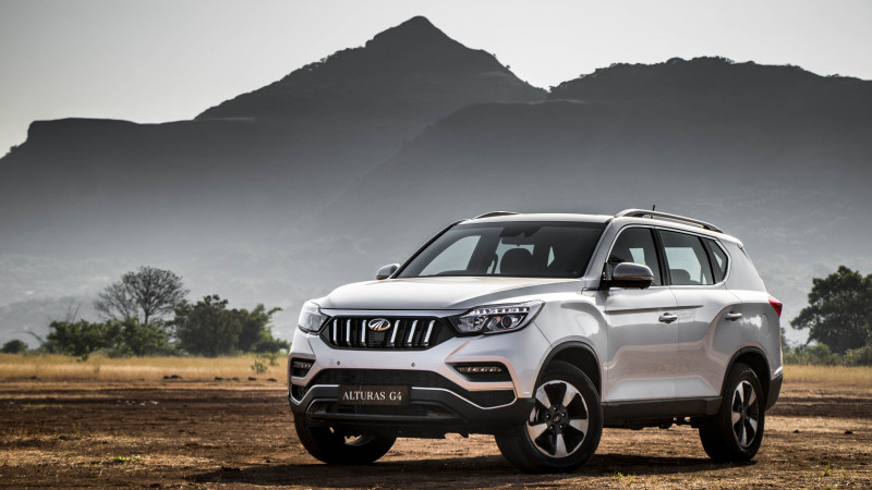 What else can you buy for the price of the 2018 Mahindra Alturas G4