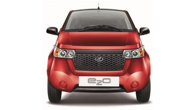 Mahindra Reva E2O launch on March 18
