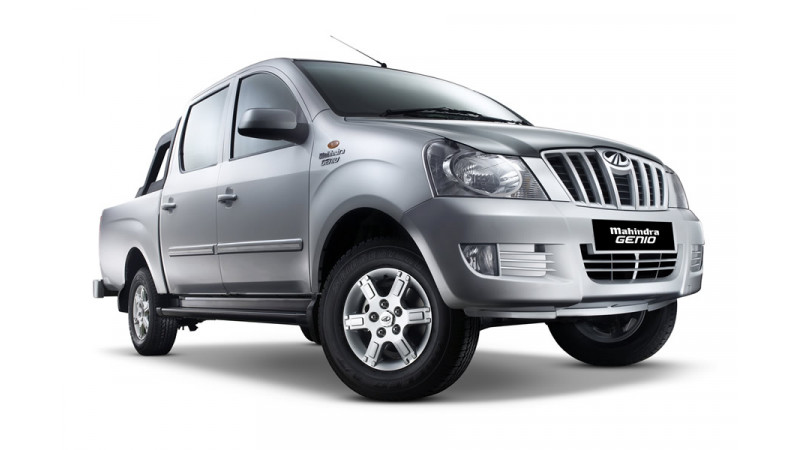 Mahindra introduces new Genio pick-up truck in South Africa