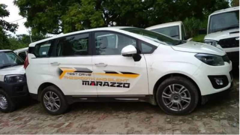 Mahindra Marrazo Expected To Be Offered In 4 Variants