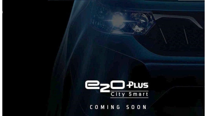 Mahindra e2oPlus to be launched for the Indian market tomorrow