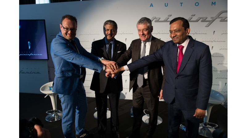 Automobili Pininfarina established as an electric carmaker backed by Mahindra