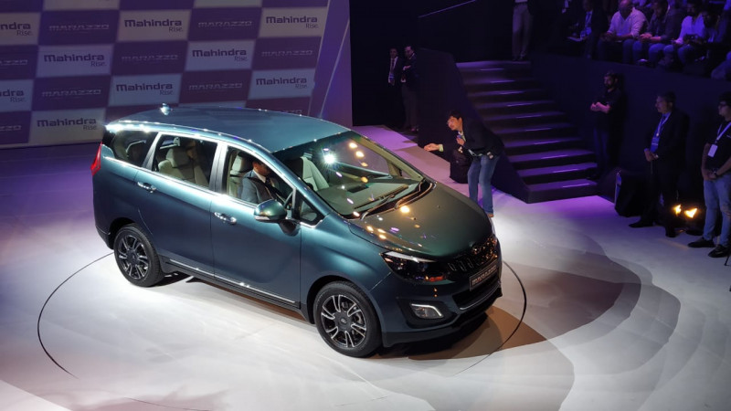 2018 Mahindra Marazzo variants explained