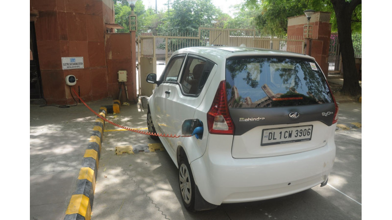 NTPC forays into electric vehicle charging business