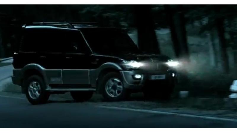 Mahindra Scorpio gets a new TV Commercial