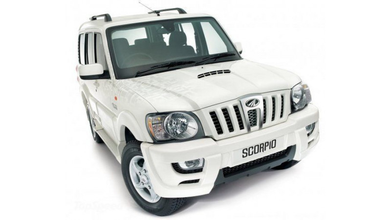 New Mahindra Scorpio SLE 44 now on official website