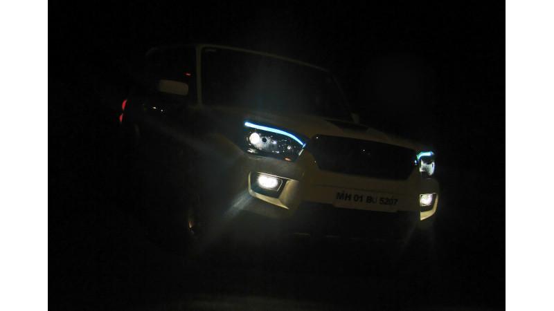 Scoop: Mahindra Scorpio facelift launching mid-November