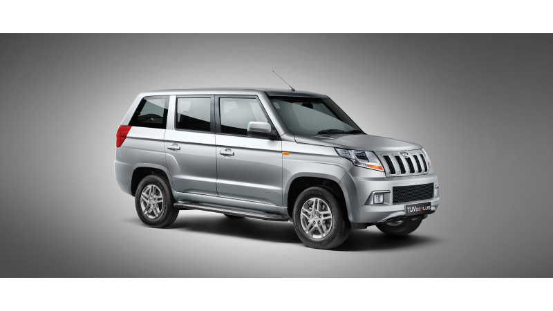 Accessory list for Mahindra TUV300 Plus revealed
