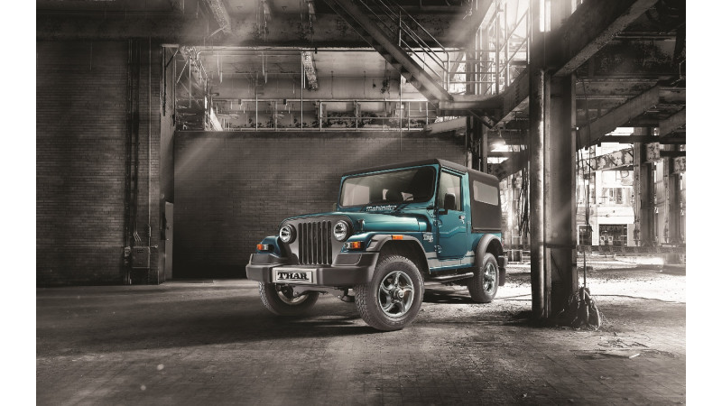 Mahindra launches Thar 700 in India at Rs 9.99 lakhs
