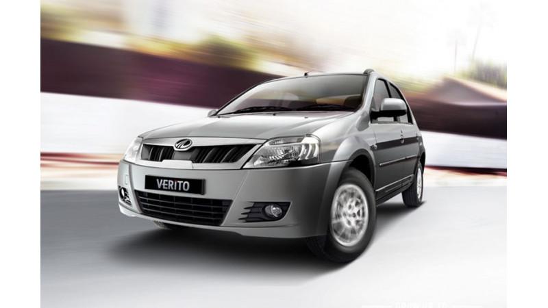 Mahindra Verito Vibe reaches dealerships, launch soon