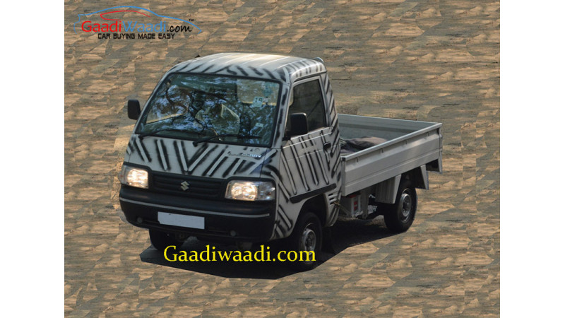 Maruti S Y9t Pickup Might Be Named Super Carry Cartrade