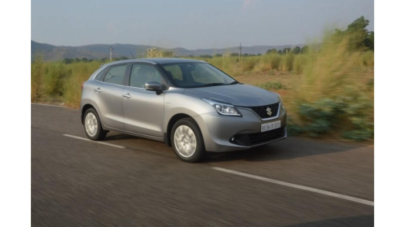 Six months waiting period for the Maruti Suzuki Baleno