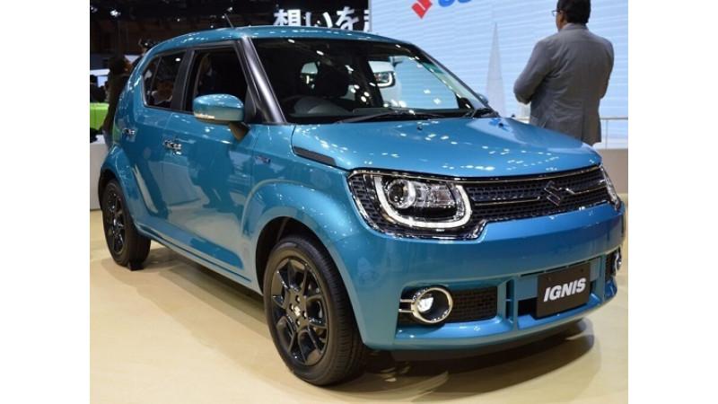 Maruti Suzuki Ignis India launch possibly on January 13