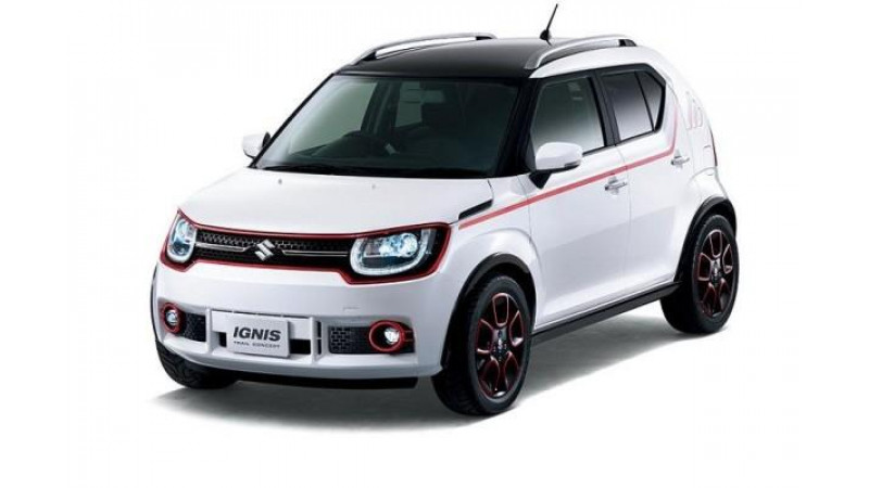 India-bound Suzuki Ignis specs emerge