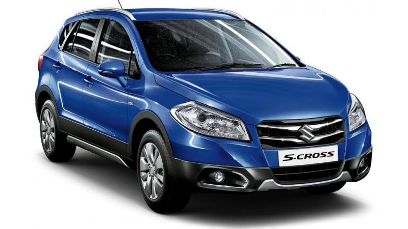 Maruti Suzuki S-Cross recalled to inspect faulty brake part
