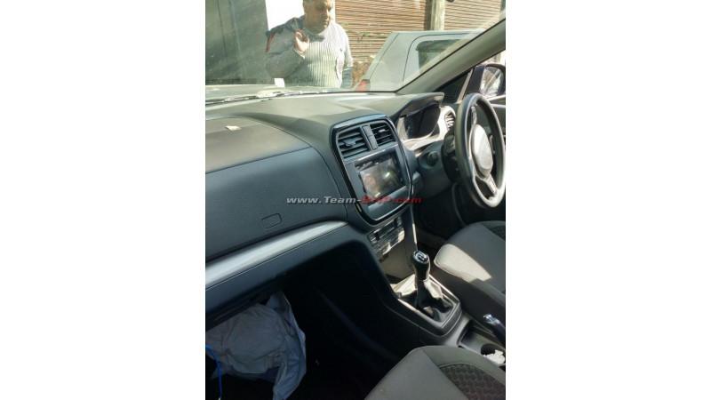 Upcoming Maruti Suzuki YBA interiors snapped