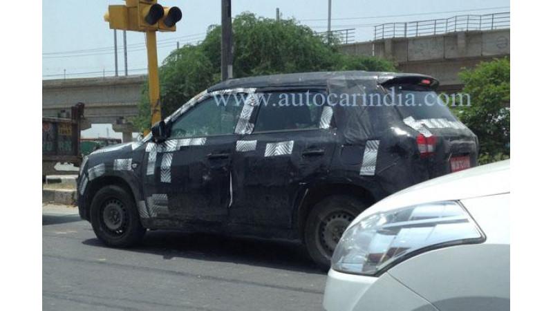 Maruti Vitara to make its debut at Delhi Auto Expo