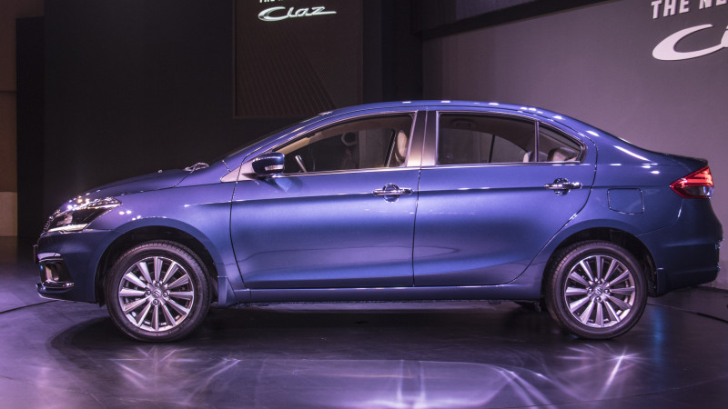 2018 Maruti Suzuki Ciaz variants detailed