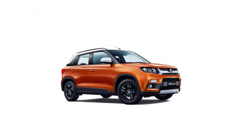 2018 Maruti Suzuki Vitara Brezza AGS introduced at Rs 8.54 lakhs